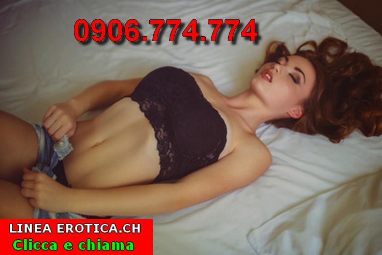 Telefonata erotica in diretta attenti alle mogli